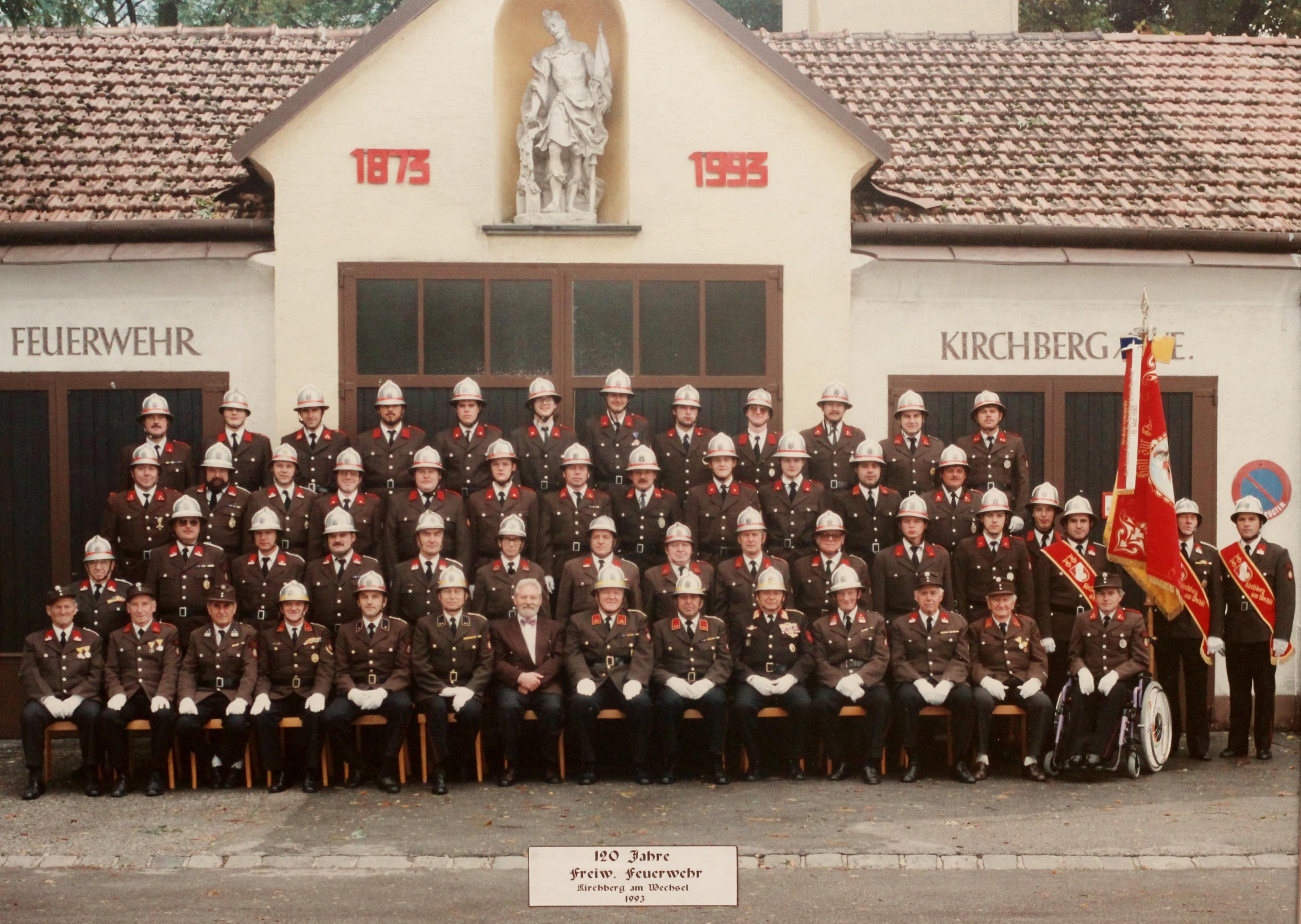 FF Kirchberg am Wechsel 1993
