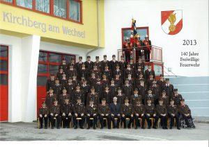 FF Kirchberg am Wechsel 2013