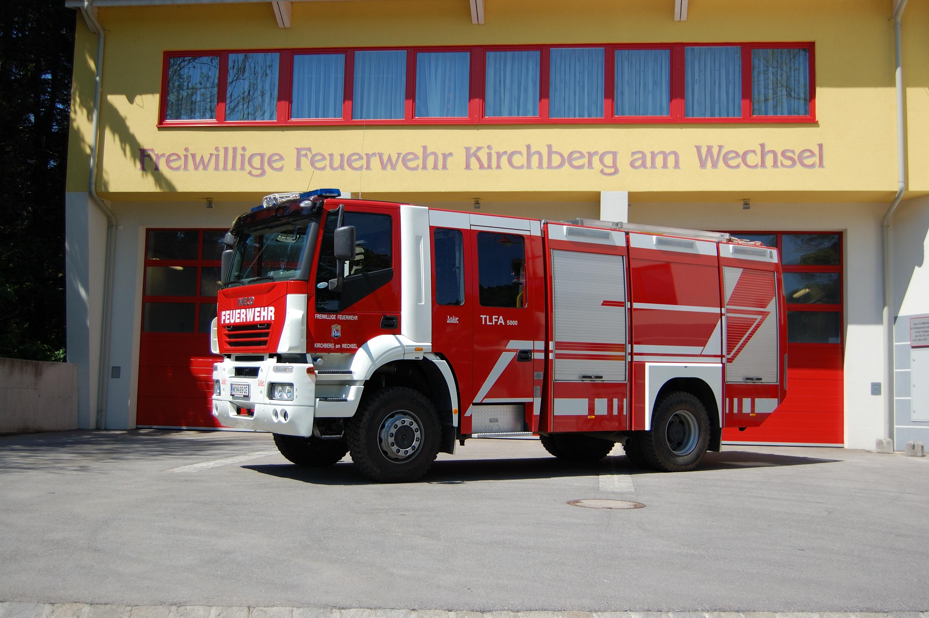 Tank-Lösch-Fahrzeug-Allrad (TLF-A-5000)