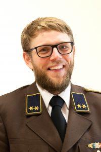 Leiter des Verwaltungsdienstes OV Markus Stögerer