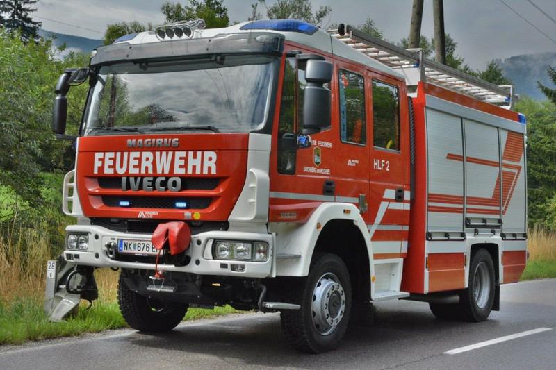 Hilfs-Lösch-Fahrzeug 2 (HLF 2)