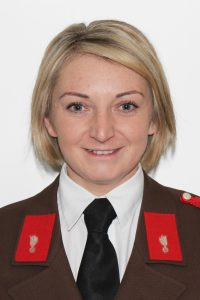 Feuerwehrmedizinischer Dienst SB Daniela Tauchner