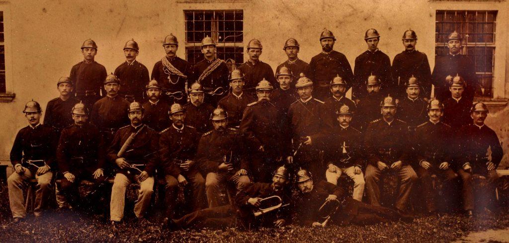 FF Kirchberg am Wechsel 1893