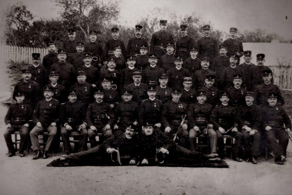 FF Kirchberg am Wechsel 1913