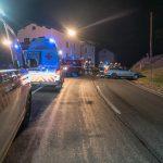 Verkehrsunfall Feistritz 08.12.2019